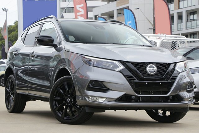New Nissan Qashqai J11 Series 3 MY20 Midnight Edition X-tronic Wangara, 2020 Nissan Qashqai J11 Series 3 MY20 Midnight Edition X-tronic Gun Metallic 1 Speed