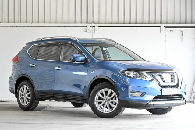 Used Nissan X-Trail T32 Series II ST-L X-tronic 2WD Laverton North, 2017 Nissan X-Trail T32 Series II ST-L X-tronic 2WD Blue 7 Speed Constant Variable Wagon