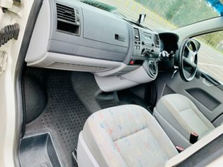 2007 Volkswagen Transporter T5 MY07 (SWB) White 6 Speed Tiptronic Van