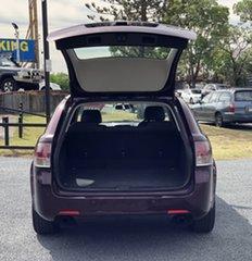 2012 Holden Commodore VE II MY12.5 SV6 Sportwagon Z Series Maroon 6 Speed Sports Automatic Wagon