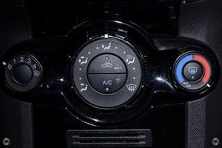 2015 Ford Fiesta WZ MY15 Sport Silver 5 Speed Manual Hatchback