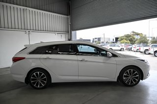 2015 Hyundai i40 VF3 Premium Tourer White 6 Speed Sports Automatic Wagon
