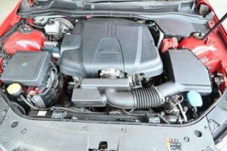 2015 Holden Commodore VF II MY16 Evoke Red 6 Speed Sports Automatic Sedan
