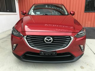 2016 Mazda CX-3 DK2W76 sTouring SKYACTIV-MT Red 6 Speed Manual Wagon.