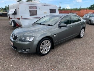 2012 Holden Commodore VE Grey 4 Speed Auto Active Select Sedan.