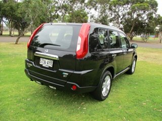 2011 Nissan X-Trail T31 Series IV ST Black 1 Speed Constant Variable Wagon