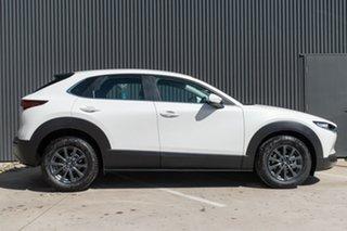 2020 Mazda CX-30 CX-30 B 6MAN WAGON G20 PURE Snowflake White Pearl Wagon.