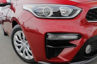 2019 Kia Cerato BD MY19 SI Runway Red 6 Speed Sports Automatic Hatchback.