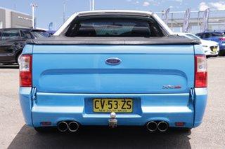 2009 Ford Falcon FG XR8 Ute Super Cab Blue 6 Speed Sports Automatic Utility