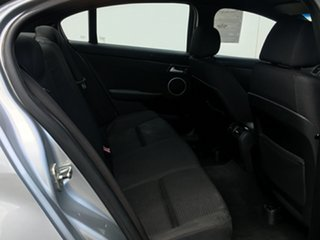 2007 Holden Commodore VE SV6 Silver 6 Speed Manual Sedan