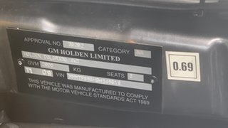 2009 Holden Colorado RC MY09 LX Crew Cab Grey 5 Speed Manual Utility