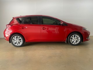 2016 Toyota Corolla ZRE182R MY15 Ascent Sport Red 7 Speed CVT Auto Sequential Hatchback.