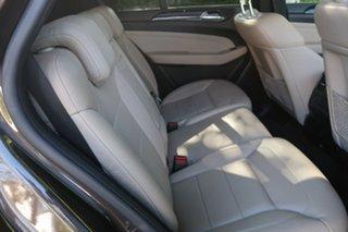 2014 Mercedes-Benz M-Class W166 MY805 ML350 BlueTEC 7G-Tronic + 7 Speed Sports Automatic Wagon