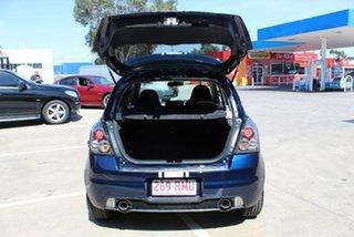 2007 Suzuki Swift EZ Sport Blue 5 Speed Manual Hatchback