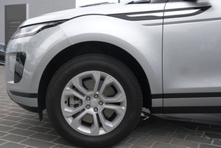 2020 Land Rover Range Rover Evoque L551 MY20.5 S Indus Silver 9 Speed Automatic Wagon