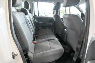 2015 Volkswagen Amarok 2H MY15 TDI400 4MOT Core White 6 Speed Manual Utility