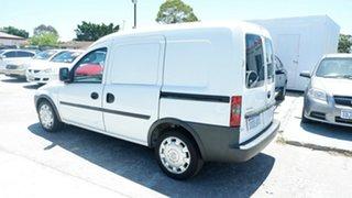 2009 Holden Combo XC MY09.5 White 5 Speed Manual Van