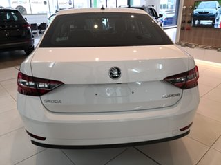 2018 Skoda Superb NP MY19 162TSI Sedan DSG Candy White 6 Speed Sports Automatic Dual Clutch Liftback