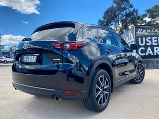 2019 Mazda CX-5 GT Black Sports Automatic Wagon