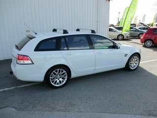 2008 Holden Commodore VE 60th Anniversary White 4 Speed Automatic Wagon.