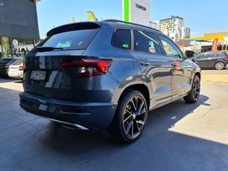 2020 Skoda Karoq NU MY21 140TSI DSG AWD Sportline Quartz Grey 7 Speed Sports Automatic Dual Clutch