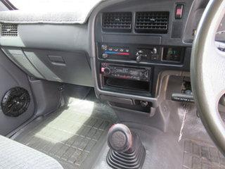 1995 Toyota Hilux LN86R - White 5 Speed Manual Utility