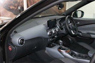 2020 Nissan Juke F16 ST-L Pearl Black 7 Speed Sports Automatic Dual Clutch Hatchback