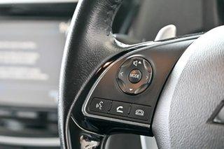 2015 Mitsubishi ASX XB MY15 XLS 2WD Black 6 Speed Constant Variable Wagon