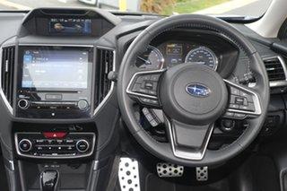 2020 Subaru Forester S5 MY20 Hybrid S CVT AWD Horizon Blue 7 Speed Constant Variable Wagon Hybrid