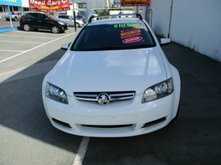2008 Holden Commodore VE 60th Anniversary White 4 Speed Automatic Wagon