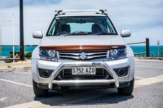 2013 Suzuki Grand Vitara JB MY13 Urban 2WD Navigator Silver 4 Speed Automatic Wagon