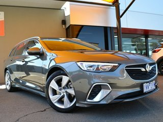 2018 Holden Commodore ZB MY18 RS-V Sportwagon AWD Grey 9 Speed Sports Automatic Wagon.