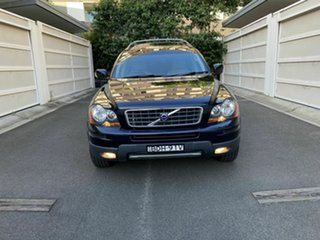 2007 Volvo XC90 P28 MY08 D5 Blue 6 Speed Sports Automatic Wagon.