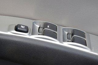 2009 Mitsubishi Triton MN MY10 GLX-R Double Cab White 5 Speed Manual Utility