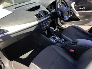 2012 Renault Megane X32 Dynamique 1.5DCI Silver 6 Speed Auto Dual Clutch Hatchback
