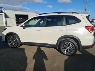 2019 Subaru Forester S5 MY20 2.5i CVT AWD White 7 Speed Constant Variable Wagon