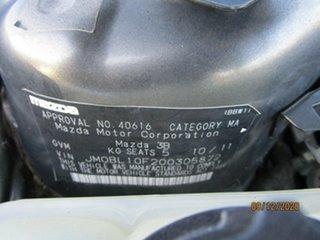 2011 Mazda 3 BL 10 Upgrade Maxx Grey 6 Speed Manual Hatchback