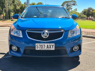 2013 Holden Cruze JH Series II MY13 SRi Blue 6 Speed Sports Automatic Sedan.