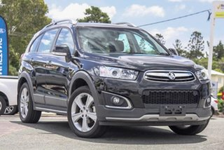 2015 Holden Captiva CG MY15 7 AWD LTZ Black 6 Speed Sports Automatic Wagon.