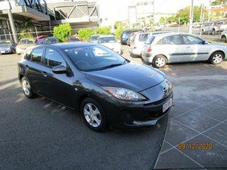 2011 Mazda 3 BL 10 Upgrade Maxx Grey 6 Speed Manual Hatchback.