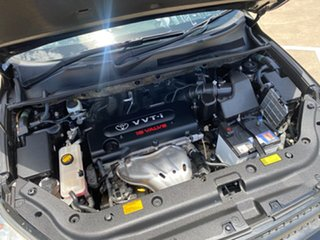 2011 Toyota RAV4 ACA38R Cruiser (2WD) Black 4 Speed Automatic Wagon