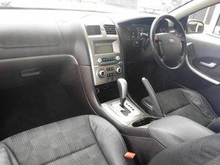 2008 Ford Falcon BF SR Grey 4 Speed Automatic Sedan