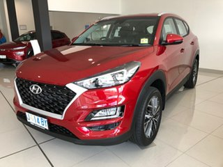 2020 Hyundai Tucson TL4 MY21 Active X 2WD Crimson Red 6 Speed Automatic Wagon