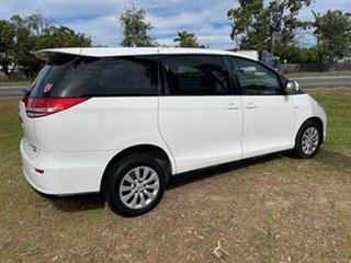 2006 Toyota Tarago ACR30R MY03 GLi White 4 Speed Automatic Wagon