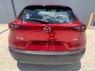 2020 Mazda CX-30 DM4WLA X20 SKYACTIV-Drive i-ACTIV AWD Astina Soul Red Crystal 6 Speed