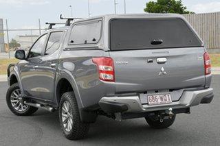 2016 Mitsubishi Triton MQ MY16 GLS (4x4) Titanium 5 Speed Automatic Dual Cab Utility.