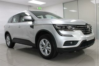 2018 Renault Koleos HZG Life Silver 1 Speed Constant Variable Wagon