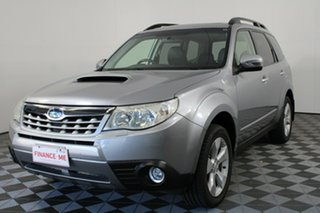 2010 Subaru Forester S3 MY10 2.0D AWD Premium Silver 6 Speed Manual Wagon
