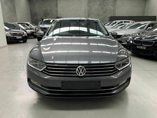 2016 Volkswagen Passat 3C (B8) MY16 132TSI DSG Comfortline Grey 7 Speed Sports Automatic Dual Clutch.