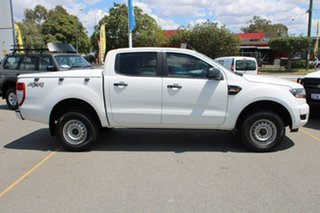 2015 Ford Ranger PX MkII XL White 6 Speed Manual Utility